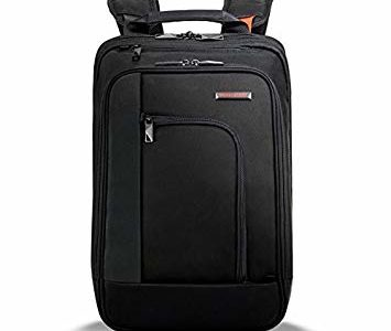 Briggs & Riley Activate Backpack, Black, One Size Review