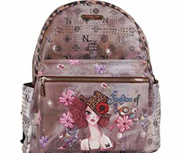 Nicole Lee Quinn 20 Inch Backpack, Sunny, One Size Review