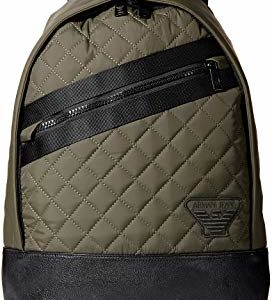 Armani Exchange Men's Quilted Fabric Backpack Review