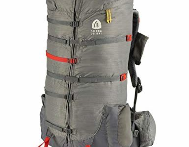 Sierra Designs Flex Capacitor 40-60L Hiking Backpack – S/M Review