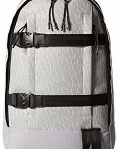 Armani Exchange Men's Allover Rubber Nylon Backpack Review