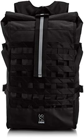 Chrome Unisex Barrage Graphite/Black Backpack