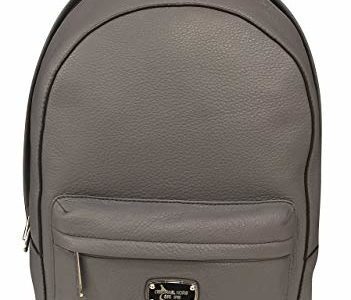 Michael Kors Large Jet Set Leather Backpack (Heather Grey) Review