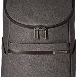 Briggs & Riley Kinzie Street, Small Wide Mouth Backpack, Grey Review