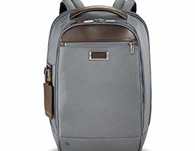 Briggs & Riley @work Medium Slim Backpack Review