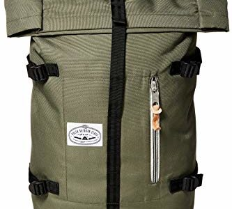 Poler Men's Classic Rucksack Backpack, Burn Olive Classic, One Size Review