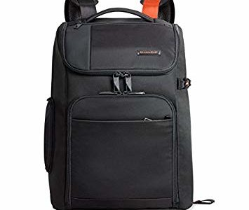 Briggs & Riley Verb Advance Backpack, Black, One Size Review