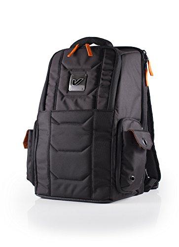 Gruv Gear Club Bag Flight-Smart Tech Backpack, Black