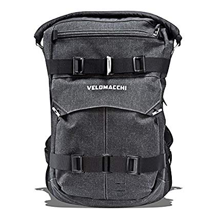 Velomacchi Roll-Top Waterproof Backpack 40 Liter