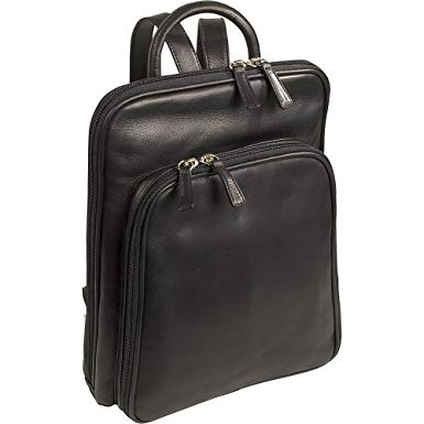 Osgoode Marley Cashmere Large Organizer Backpack
