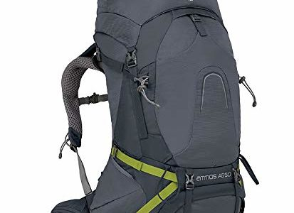 Osprey Atmos AG 50 Backpack Mens Review