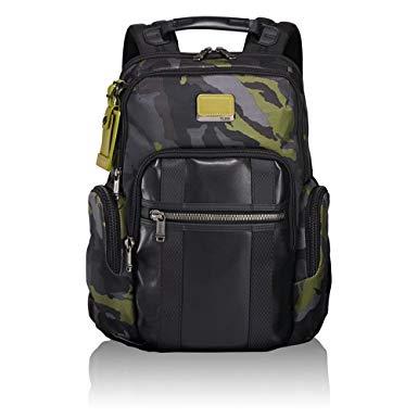 Tumi Men's Alpha Bravo Nellis Backpack