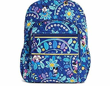 Vera Bradley Campus Backpack Mickey and Minnie Mouse Disney Review