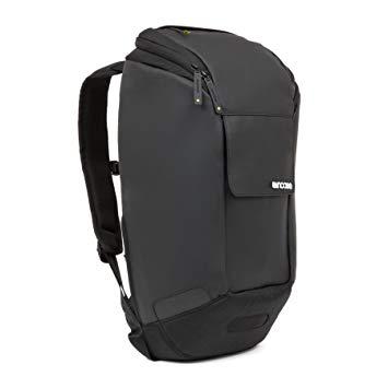 Incase Range Backpack Black Lumen, Black/Lumen, One Size
