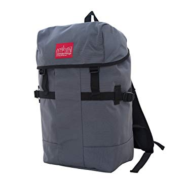 Manhattan Portage Greenbelt Hiking Backpack, Grey, One Size