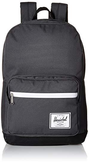 Herschel Supply Co. Pop Quiz Backpack, Dark Shadow/Black
