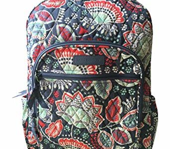 Vera Bradley Campus Backpack (Nomadic Floral with Grey Interior) Review