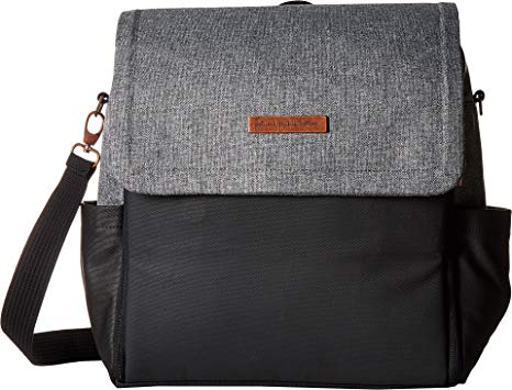 petunia pickle bottom Womens Glazed Color Block Boxy Backpack