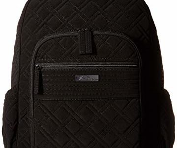Vera Bradley Campus Tech Backpack (Classic Black) Review