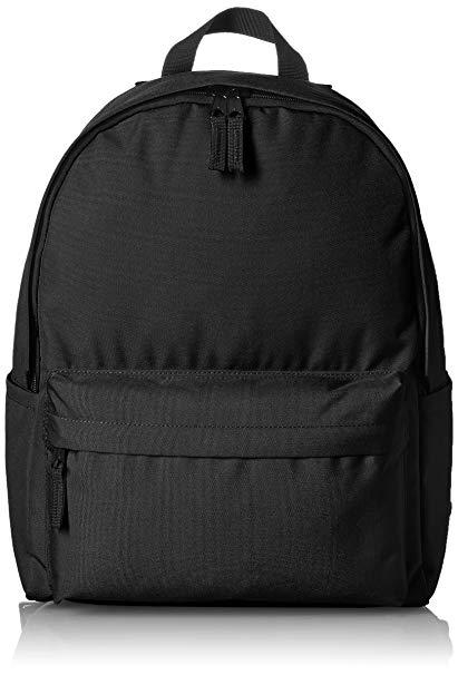 AmazonBasics Classic Backpack - Black, 24-Pack
