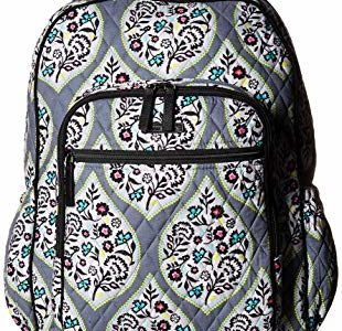 Vera Bradley Campus Tech Backpack, Signature Cotton Review