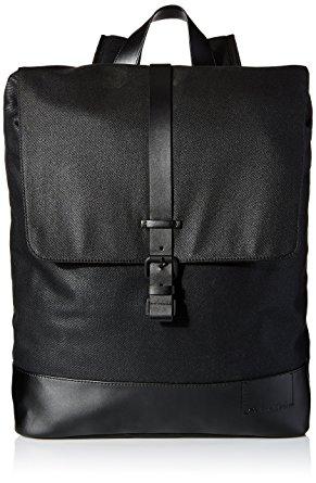 Calvin Klein Men's Calvin Klein Coated Canvas Backpack